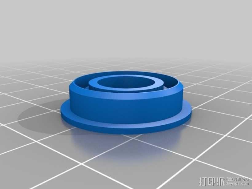 卡祖笛 3D模型  图4