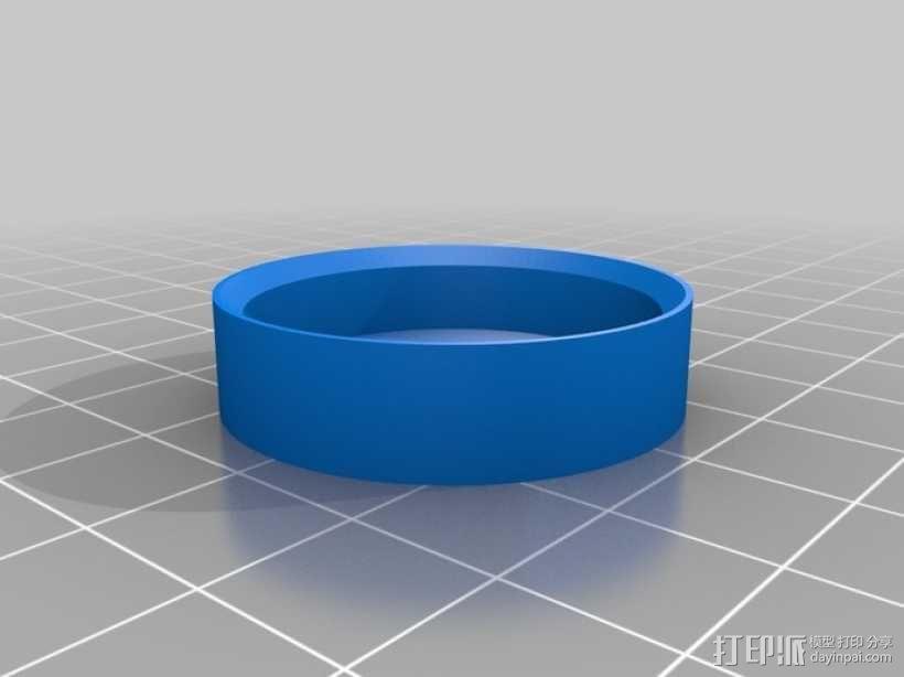 卡祖笛 3D模型  图3