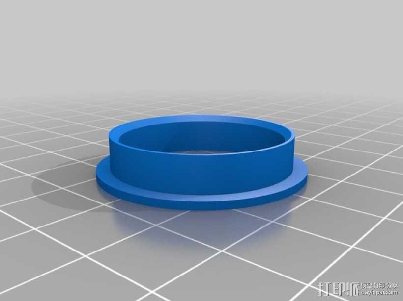 卡祖笛 3D模型  图5