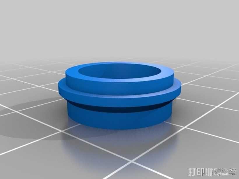 卡祖笛 3D模型  图7