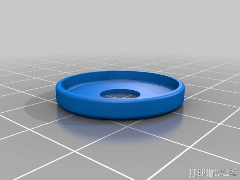 古老的乐器——卡组笛 3D模型  图6