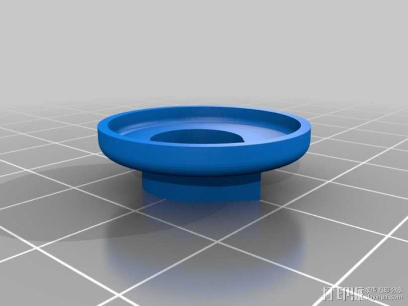 古老的乐器——卡组笛 3D模型  图7