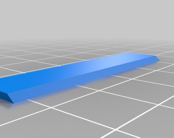 RC打印推土机 3D模型  图8