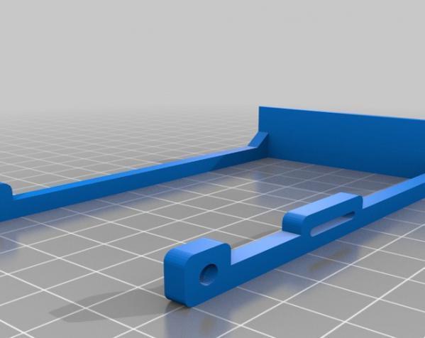 RC打印推土机 3D模型  图10