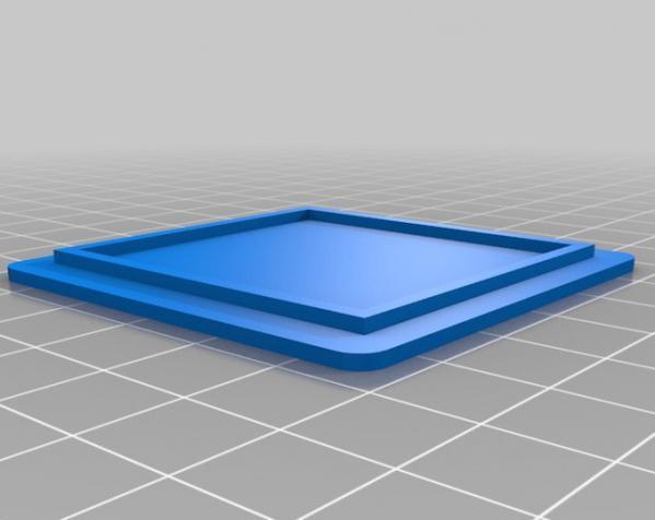 RC打印推土机 3D模型  图11