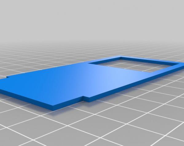 RC打印推土机 3D模型  图15