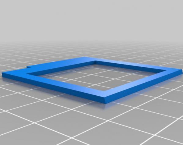 RC打印推土机 3D模型  图18
