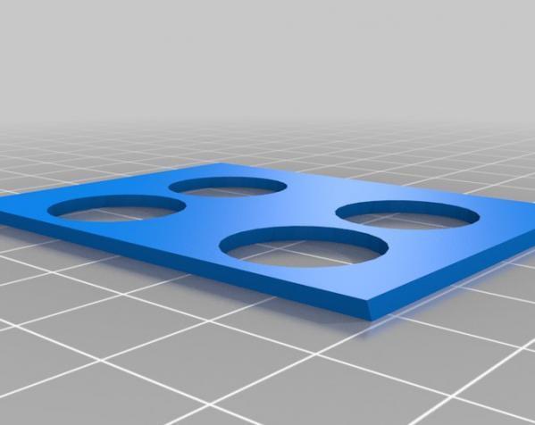 RC打印推土机 3D模型  图17