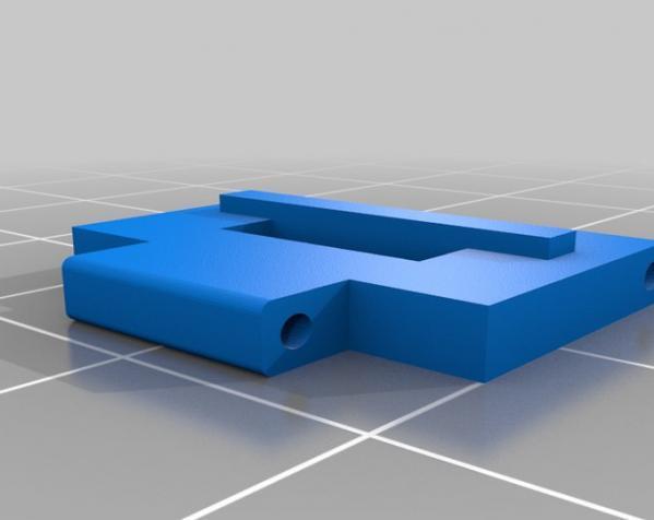 RC打印推土机 3D模型  图16