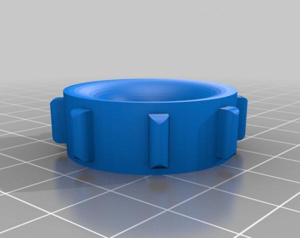 RC打印推土机 3D模型  图20