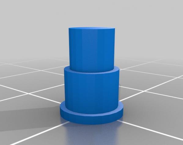 RC打印推土机 3D模型  图22