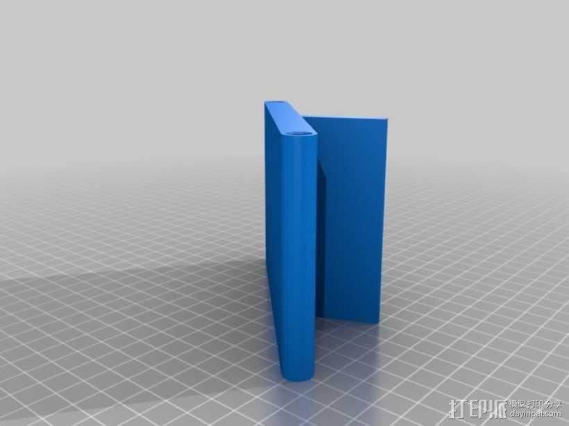 简易月球车 3D模型  图7