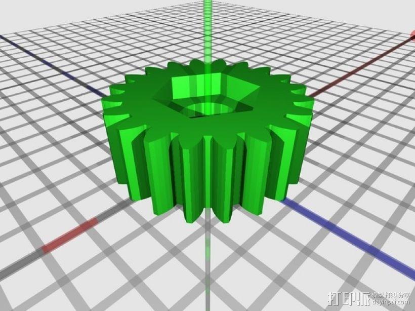 高性能龟壳赛车 3D模型  图6