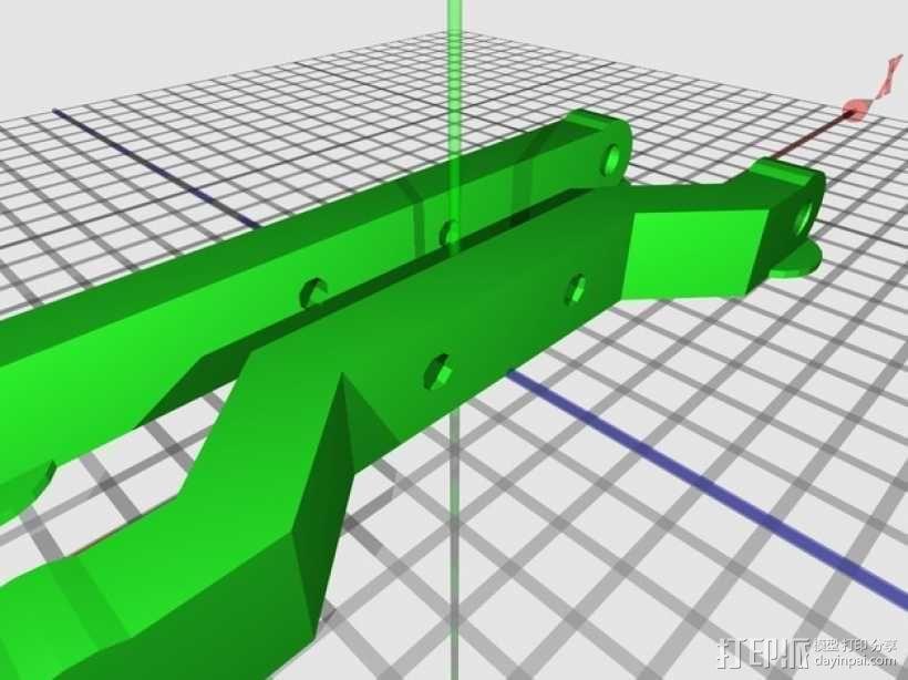高性能龟壳赛车 3D模型  图5