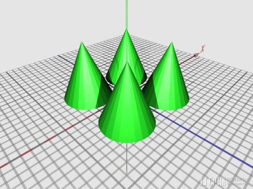 高性能龟壳赛车 3D模型  图8