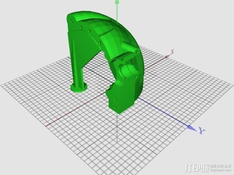 高性能龟壳赛车 3D模型  图15