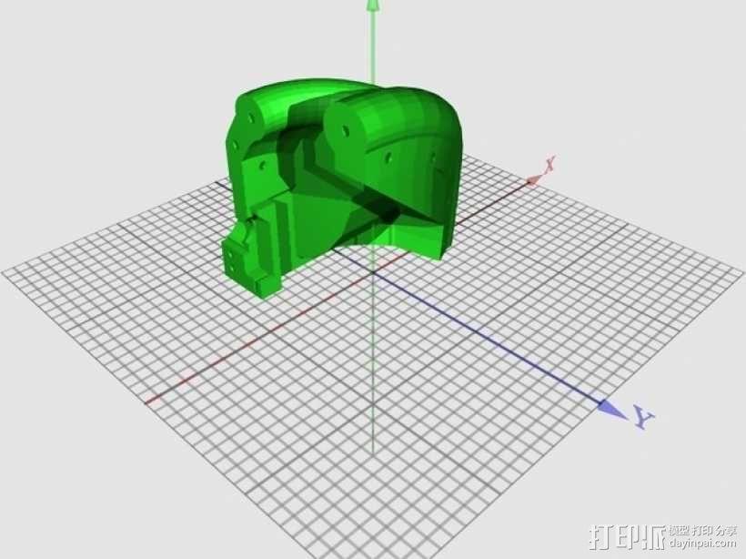 高性能龟壳赛车 3D模型  图18