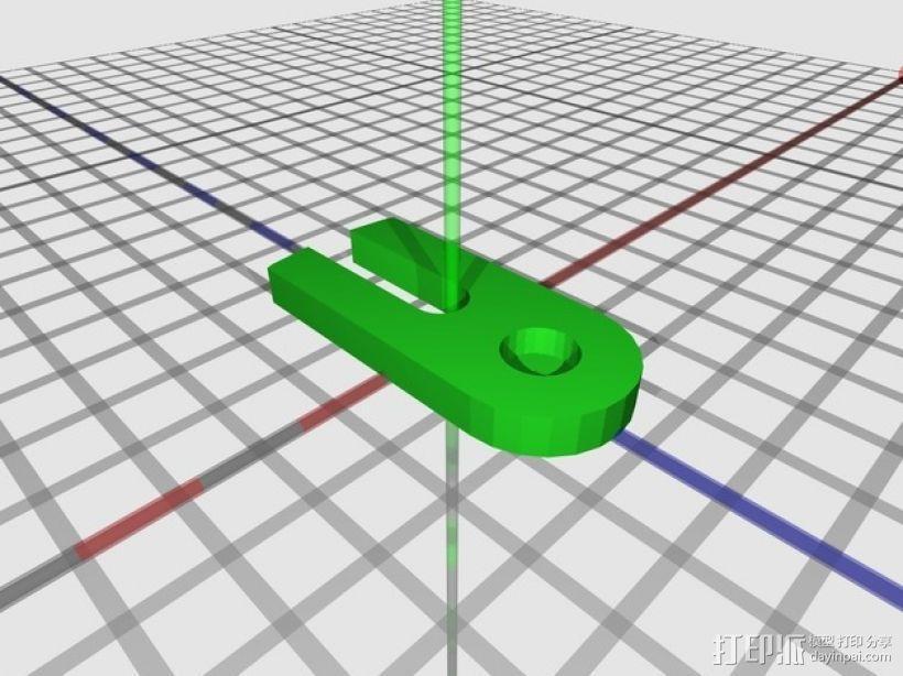 高性能龟壳赛车 3D模型  图21