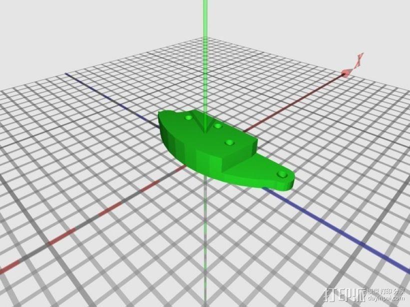 高性能龟壳赛车 3D模型  图24