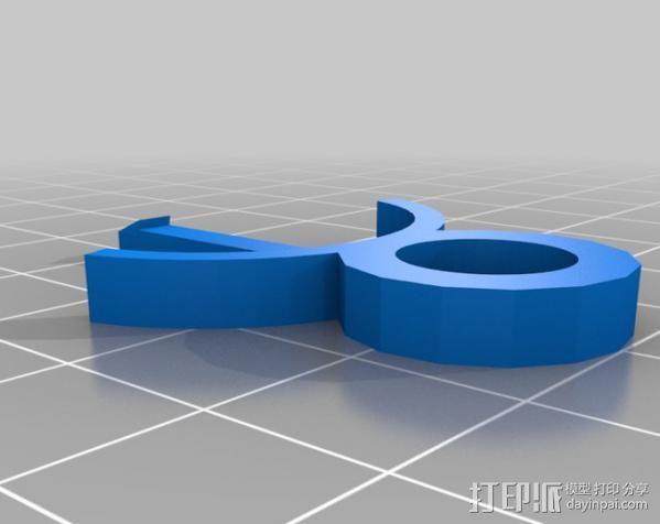 曼妥思健怡可乐炮 3D模型  图8
