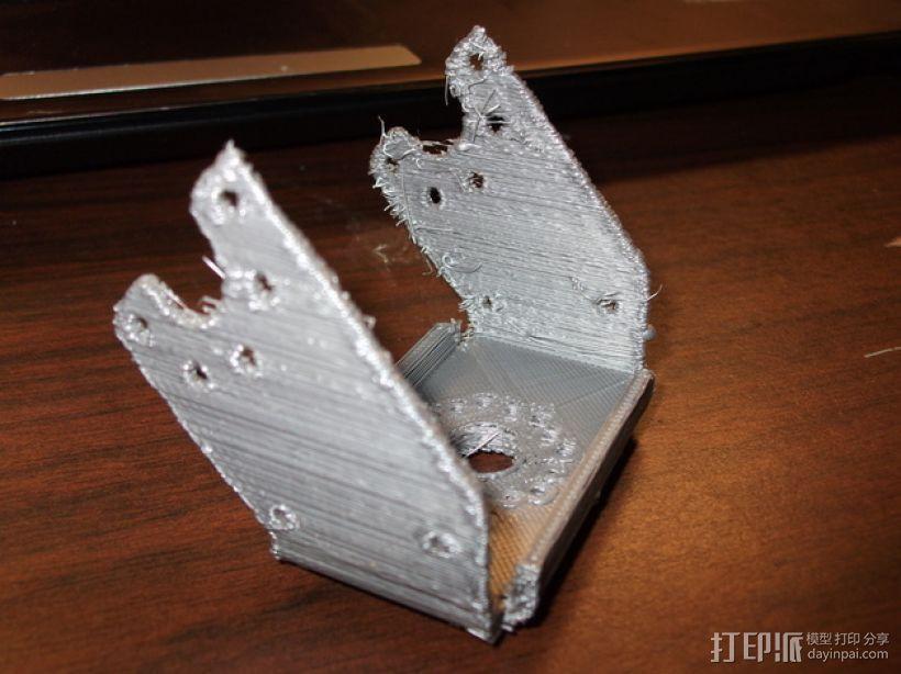 DArwln-OP机器人的支架及组件 3D模型  图12