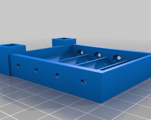 第二代坦克 3D模型  图3