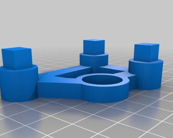 第二代坦克 3D模型  图16