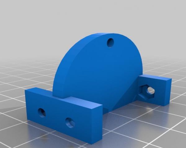 迷你Skybot机器人V1.0 3D模型  图12