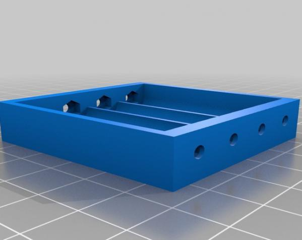 迷你Skybot机器人V1.0 3D模型  图16