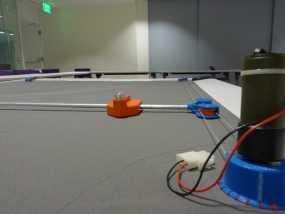 桌布上的机器人 3D模型