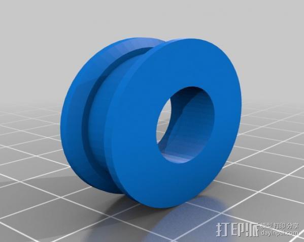 桌布上的机器人 3D模型  图8