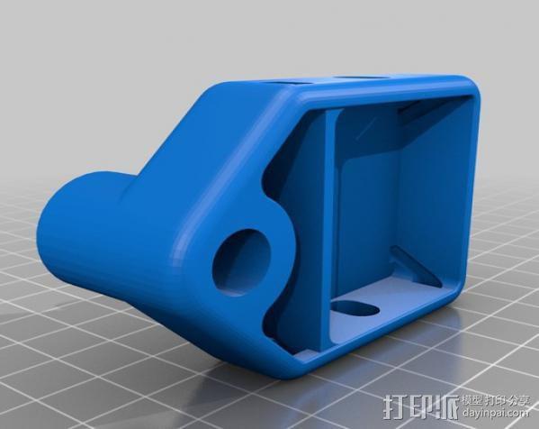 桌布上的机器人 3D模型  图16