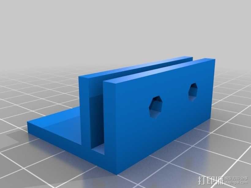 相扑机器人组件 3D模型  图1
