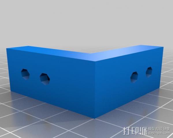 相扑机器人组件 3D模型  图8