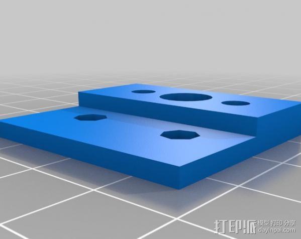 相扑机器人组件 3D模型  图9