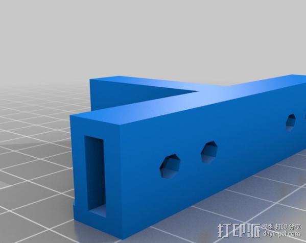 相扑机器人组件 3D模型  图13