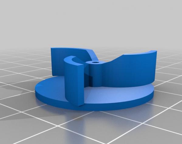 CD-Rom 马达泵 3D模型  图6