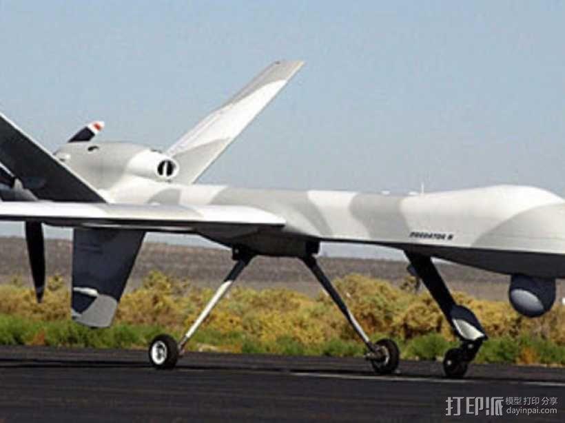 进行时——遥控无人机 3D模型  图6