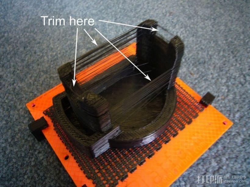 制造者扫描仪 v0.3 3D模型  图1
