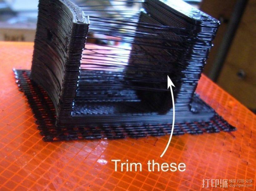 制造者扫描仪 v0.3 3D模型  图2