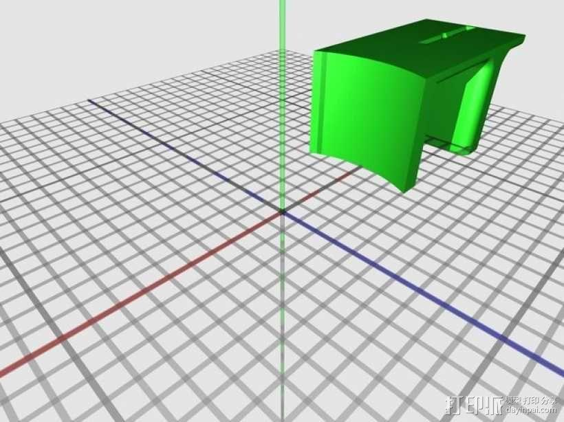 制造者扫描仪 v0.3 3D模型  图7