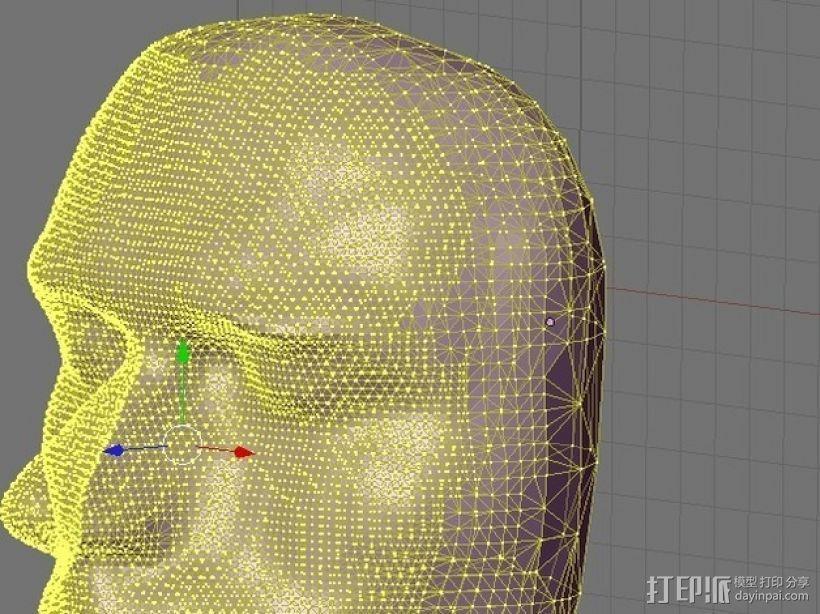 制造者扫描仪 v0.3 3D模型  图6