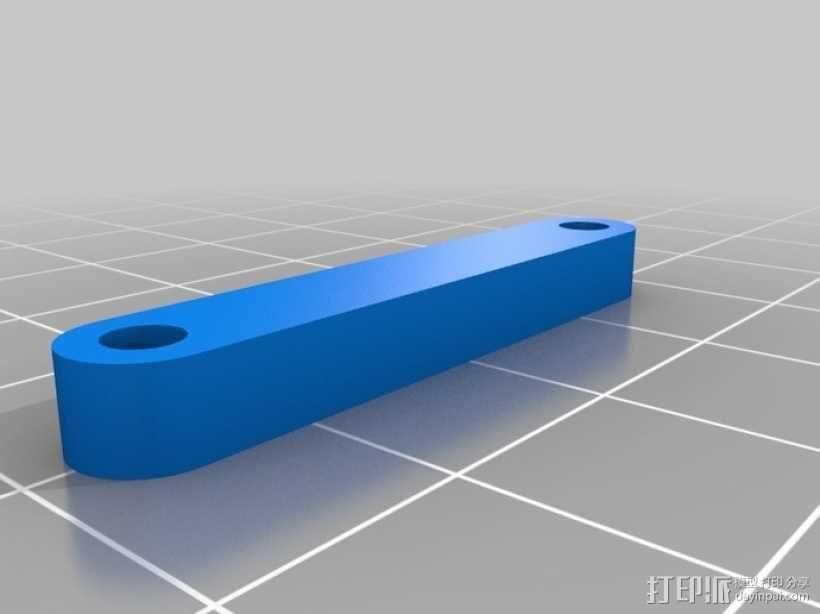 标准伺服夹 3D模型  图10