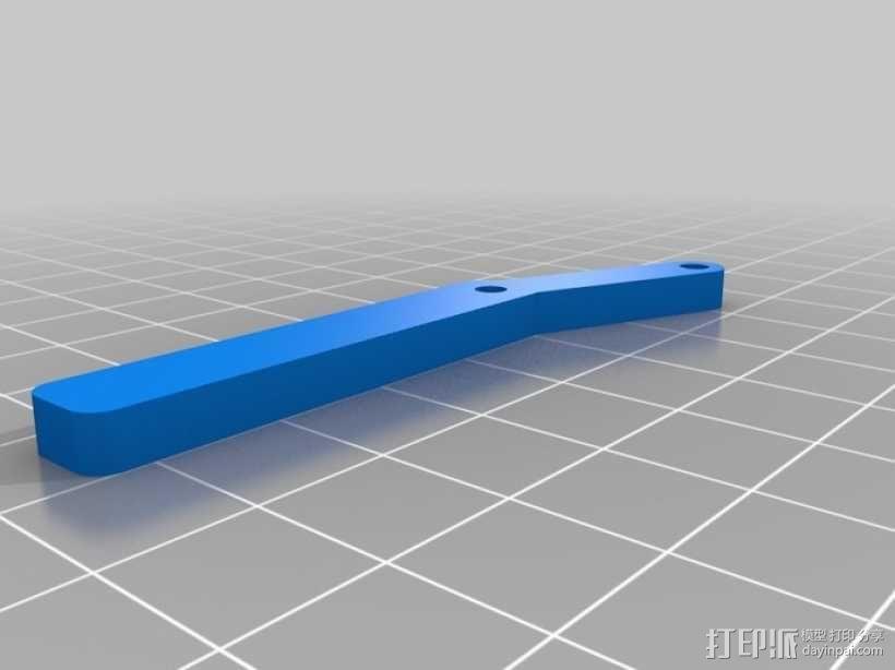 标准伺服夹 3D模型  图9