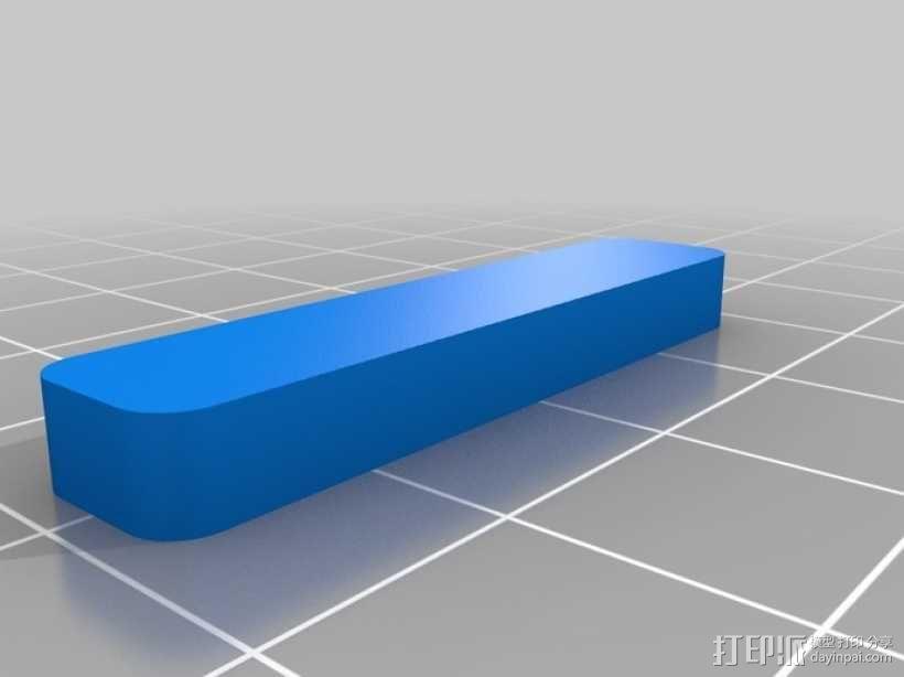 标准伺服夹 3D模型  图14