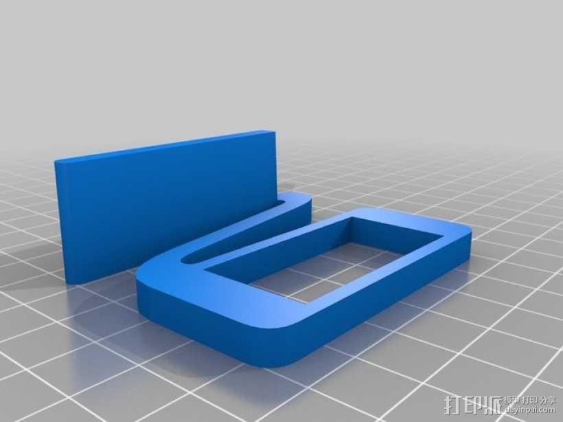 伺服悬浮系统 3D模型  图8