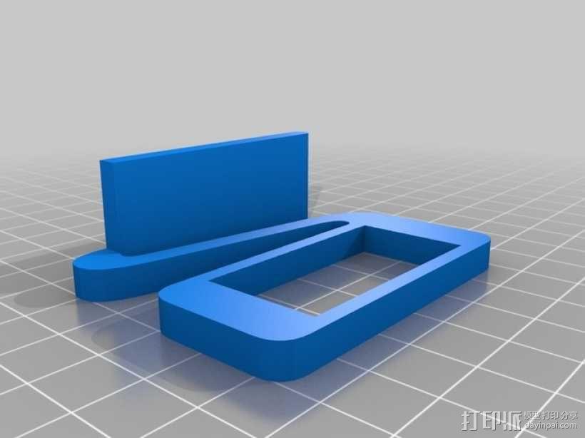 伺服悬浮系统 3D模型  图9