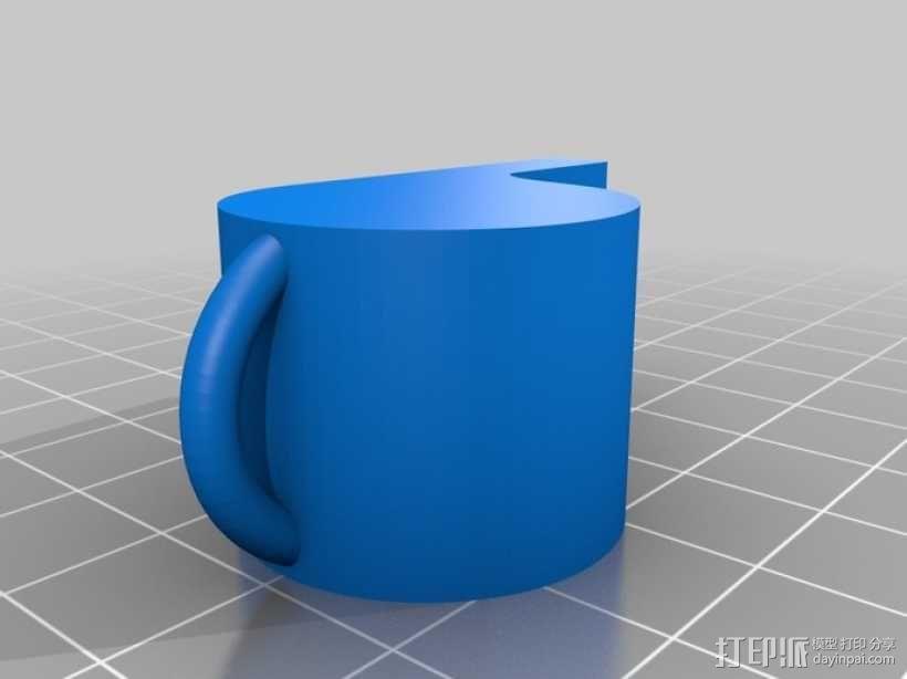 哨子 3D模型  图4