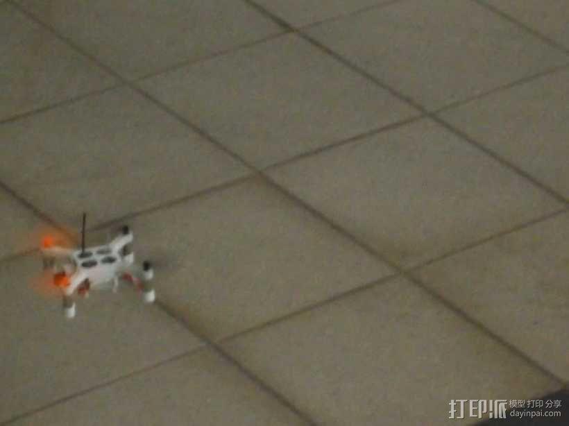 XL-RCM 10.0 PIXXY:袖珍无人机/FPV 飞行器 3D模型  图42