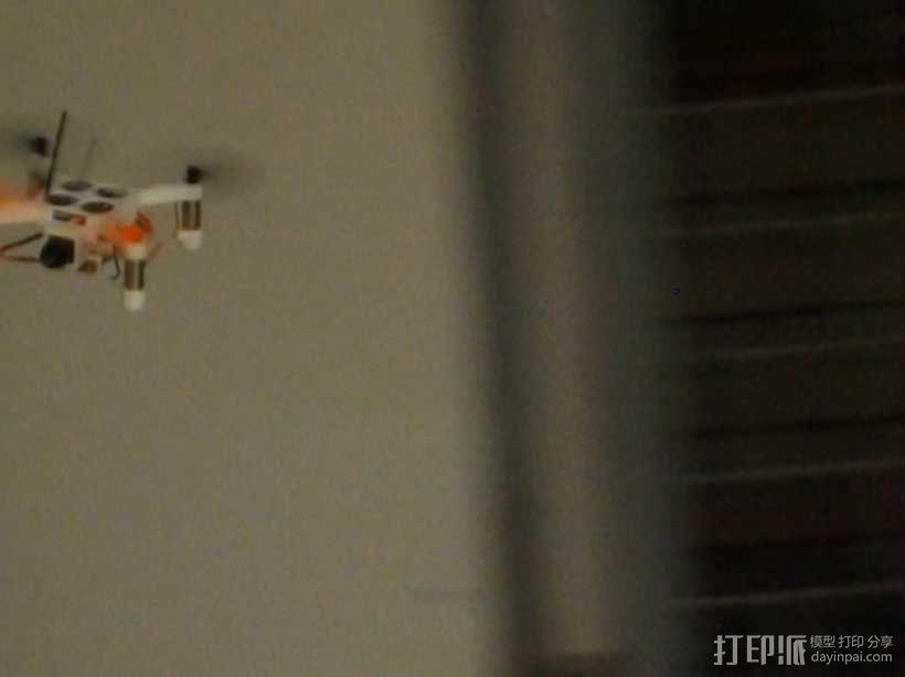 XL-RCM 10.0 PIXXY:袖珍无人机/FPV 飞行器 3D模型  图41